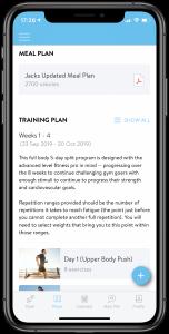 Online Coaching Training Plan
