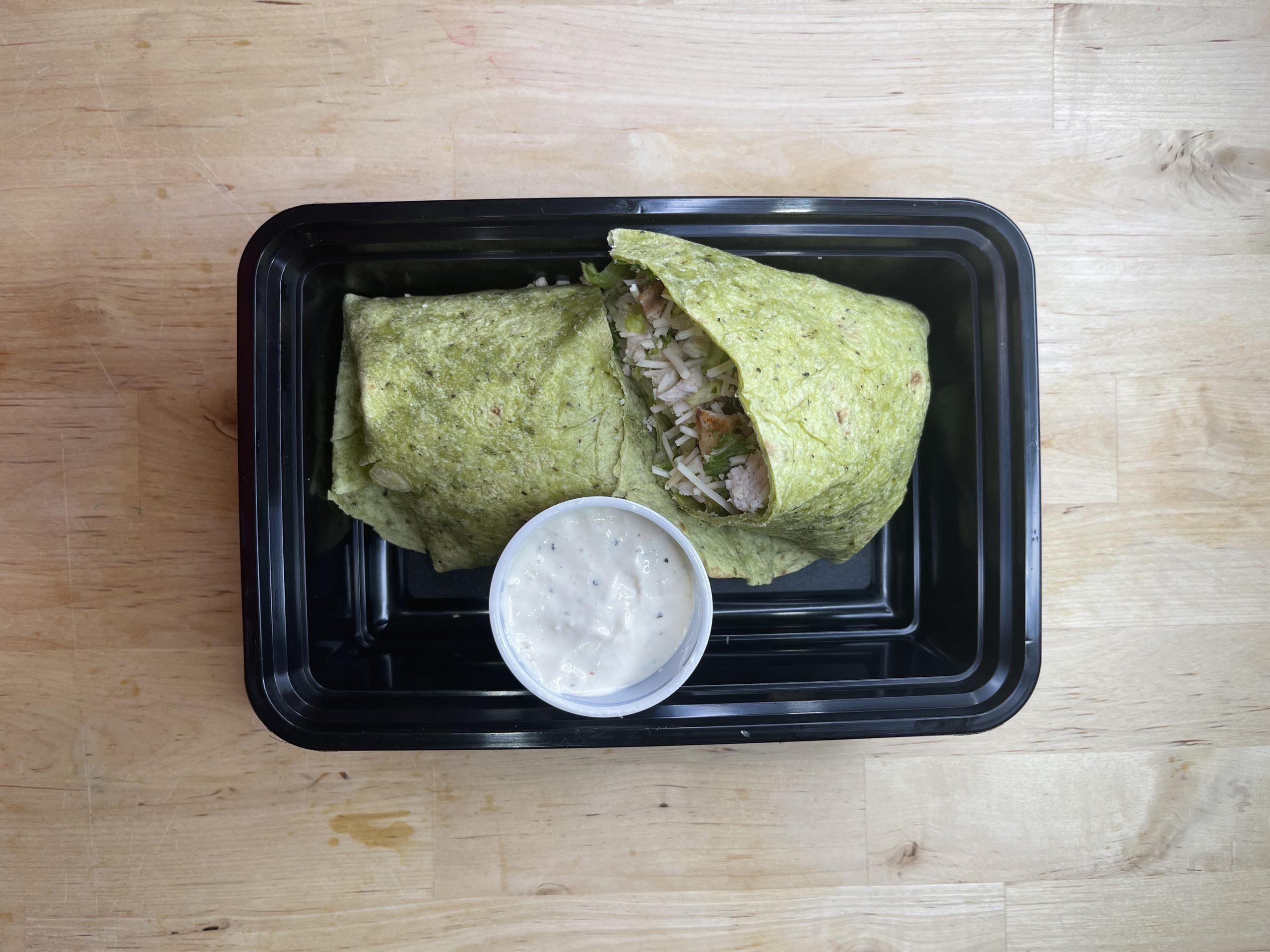 Chicken Cesar Wrap