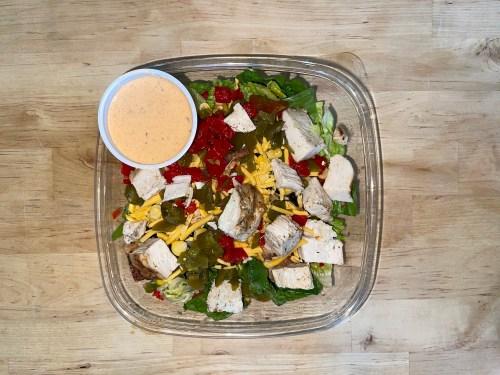 Southwest chicken Salad 2